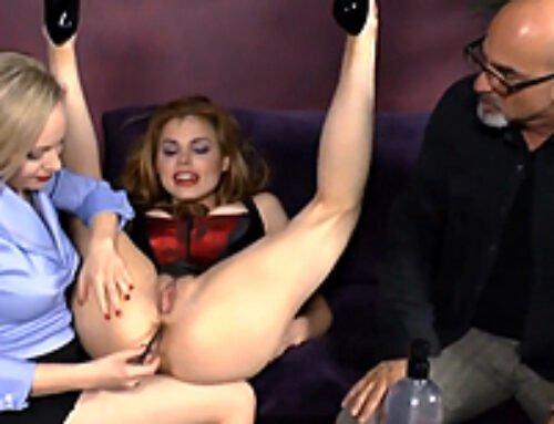 XR-U Show : Anal Sex