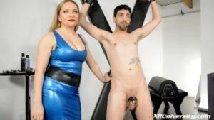 Aiden Starr - Male Chastity
