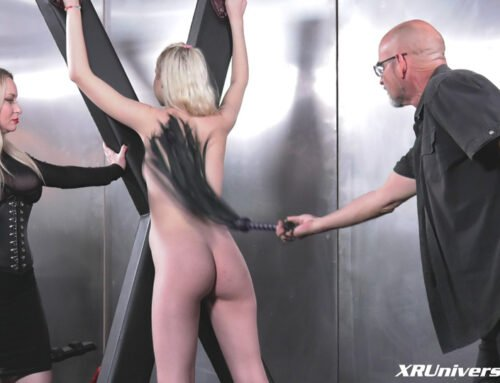 The Flogging Show with Chloe Cherry