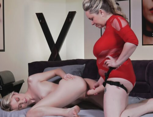 Strap-On Play with Chloe Cherry