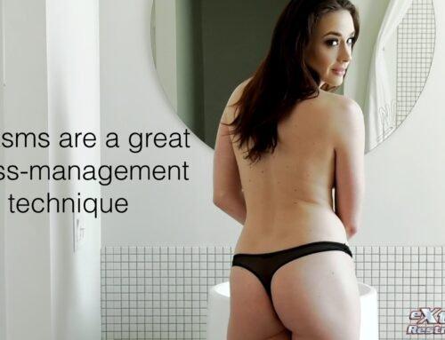 Orgasms Reduce Stress