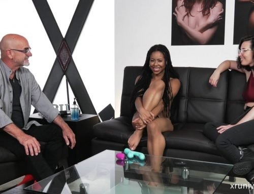 Kinky Dating with Casey Calvert & Kira Noir