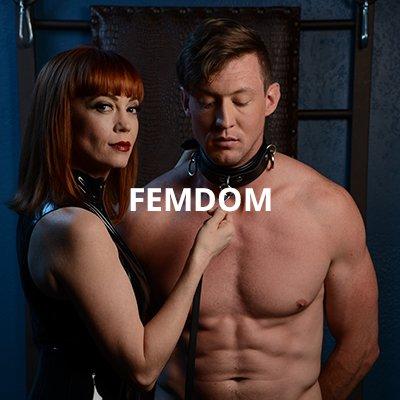 XRU Fetish Femdom